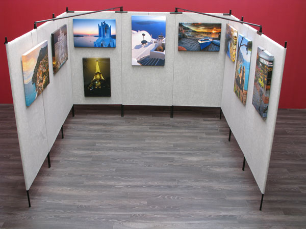 Galleries Propanels Versatile Display System For Artists
