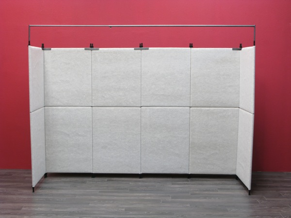 "(6) 7' x 30"" Knock Down Panels"