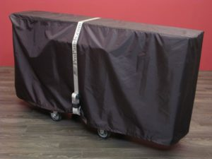 Cart Cover fits perfectly over Haul-It-All Cart and 12 7' tall Pro Panels.