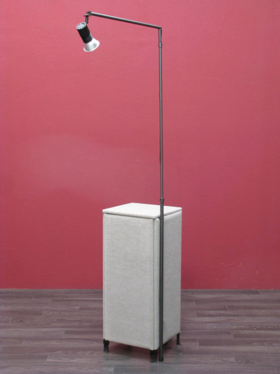 Telescoping Light Post