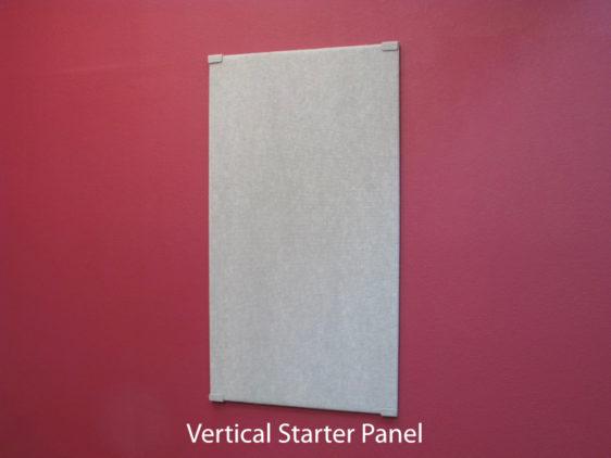 Vertical Starter Panel