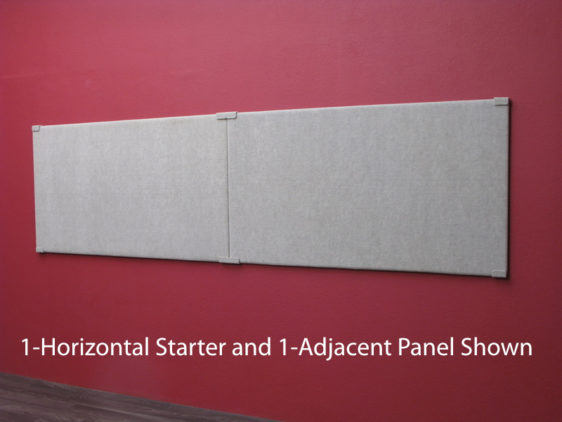 Horizontal and Adjacent Panel